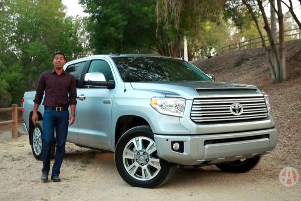 2016 Toyota Tundra: 5 Reasons to Buy - Video