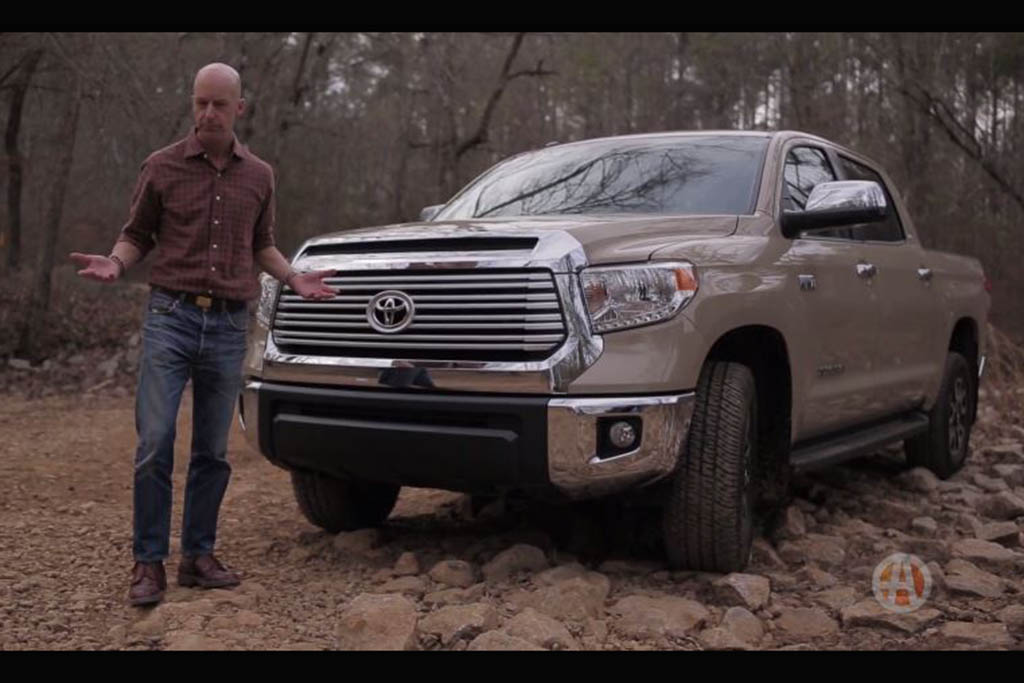 2017 Toyota Tundra: Real World Review