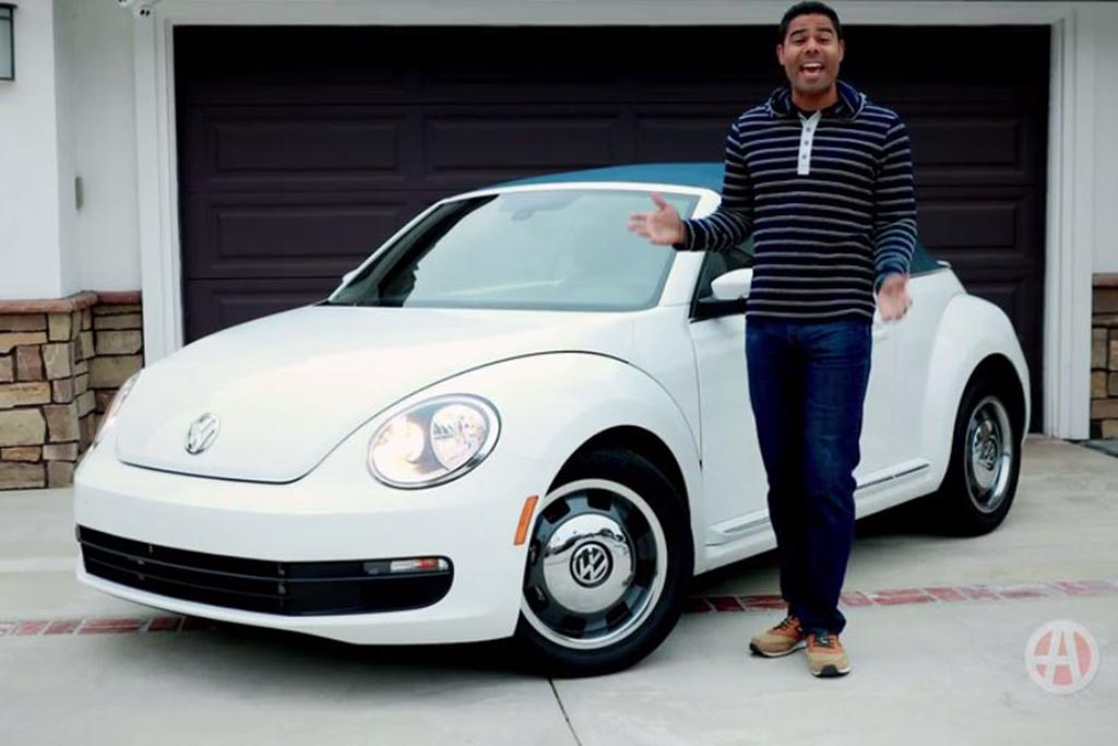 2016 Volkswagen Beetle: 5 Reasons to Buy - Video