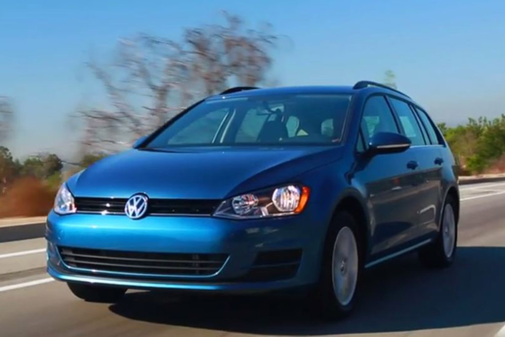 2016 Volkswagen Golf SportWagen: 5 Reasons to Buy - Video