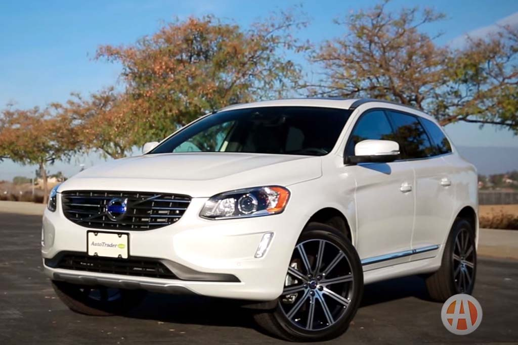 2016 Volvo XC60: 5 Reasons to Buy - Video