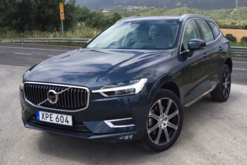 2018 Volvo XC60: First Drive Review - Video