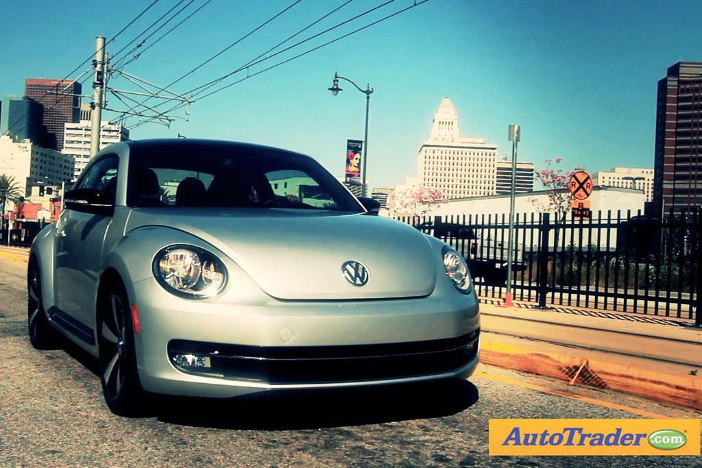 2012 Volkswagen Beetle: 5 Reasons to Buy - Video