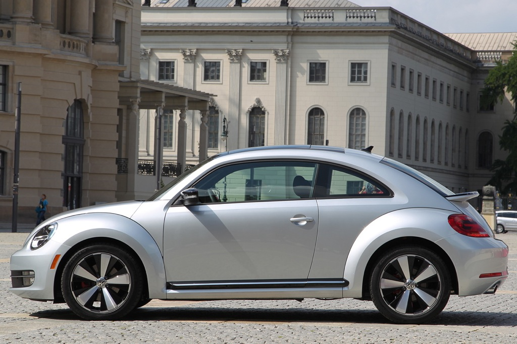 2012 Volkswagen Beetle Turbo: Real World Review