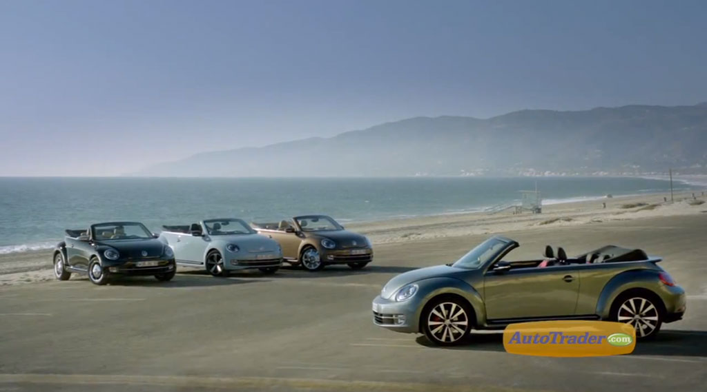 2013 Volkswagen Beetle Convertible: New Car Review Video