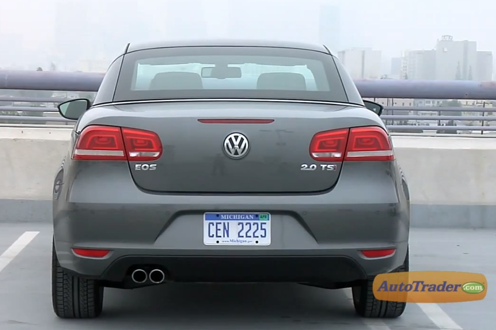 2012 Volkswagen Eos: New Car Review - Video