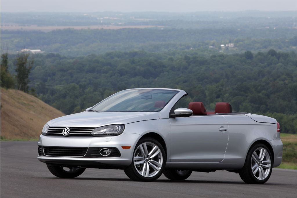 2012 Volkswagen Eos: New Car Review