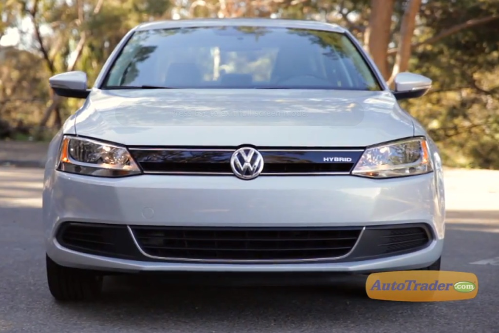 2013 Volkswagen Jetta Hybrid: New Car Review Video