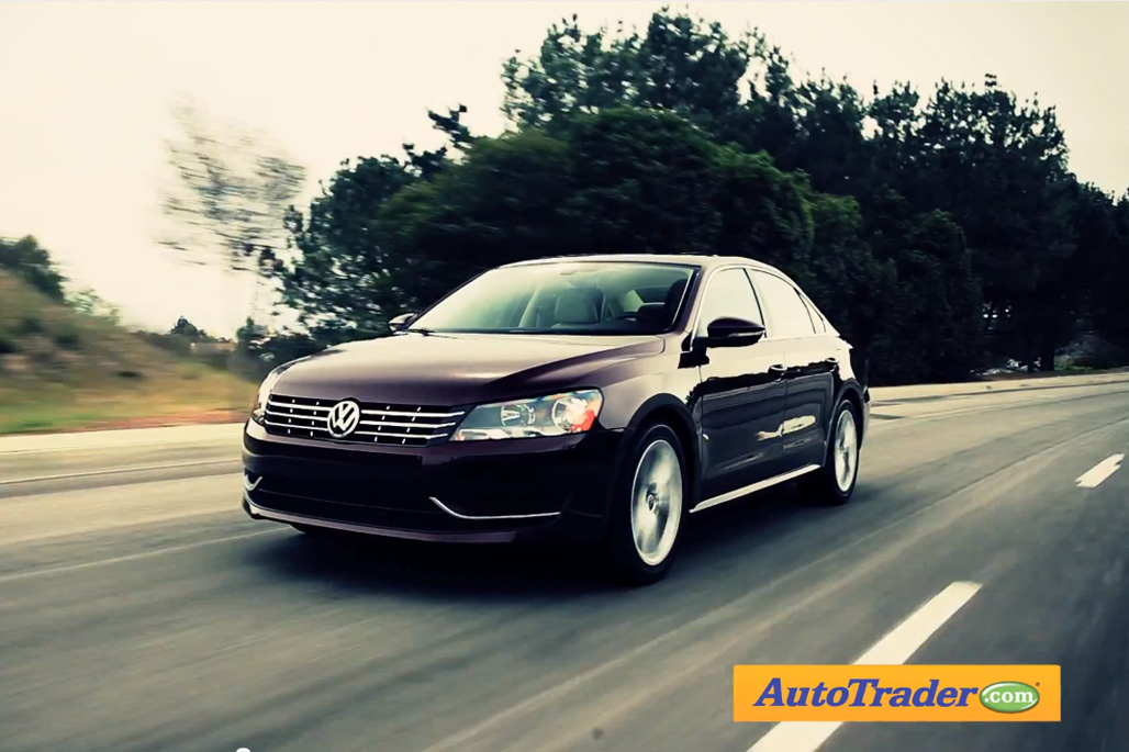 2012 Volkswagen Passat TDI: 5 Reasons to Buy - Video