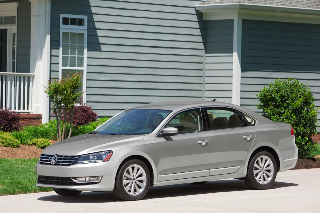 2012 Volkswagen Passat: New Car Review
