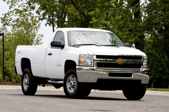 2007-2010 Chevrolet Silverado 2500HD - Used Car Review featured image large thumb0