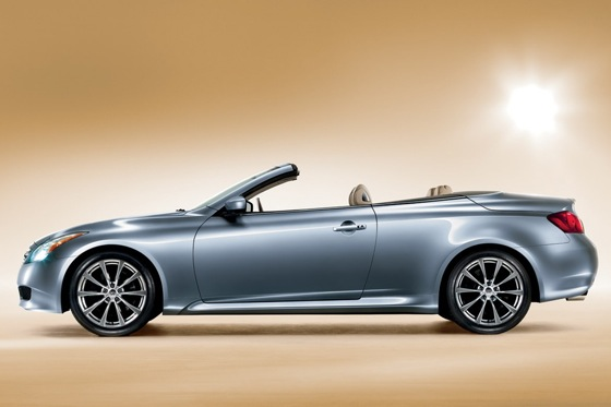 2009-2011 Infiniti G37 Convertible - Used Car Review