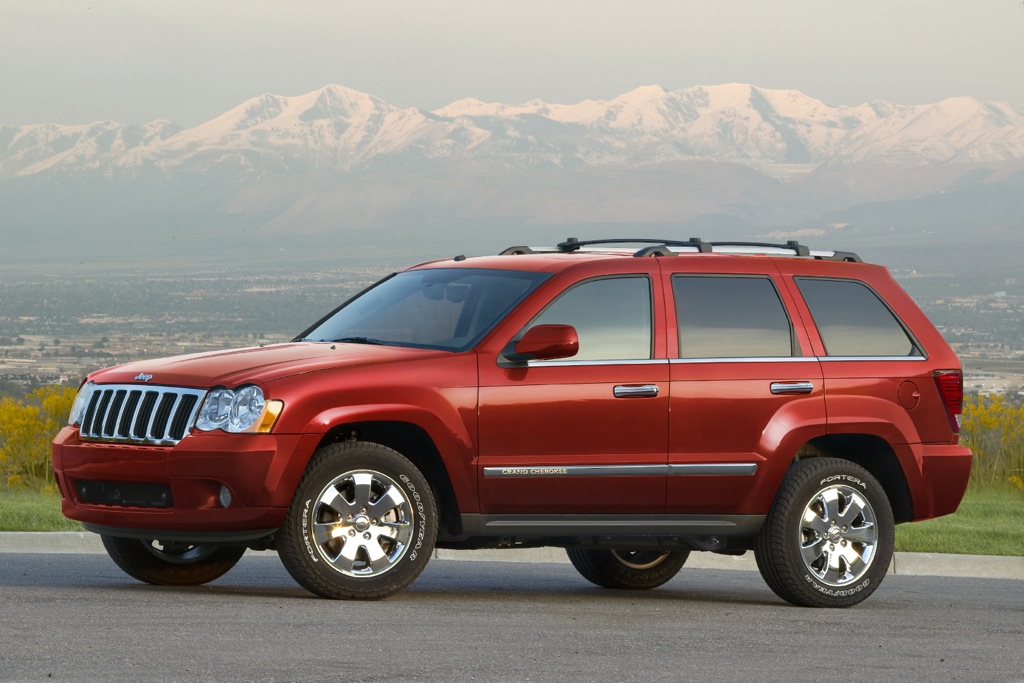 2005-2010 Jeep Grand Cherokee: Used Car Review