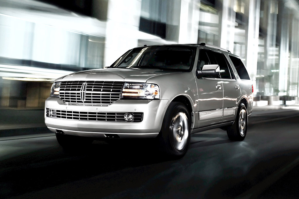 2011 Lincoln Navigator: Used Car Review