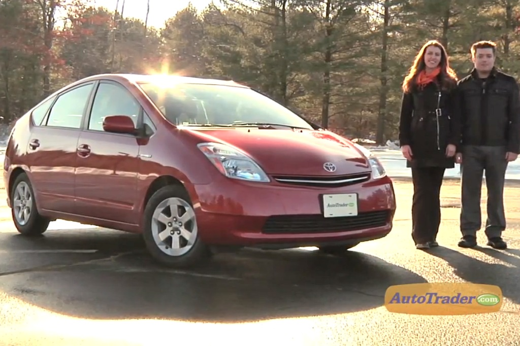 2004-2009 Toyota Prius: Used Car Review - Video
