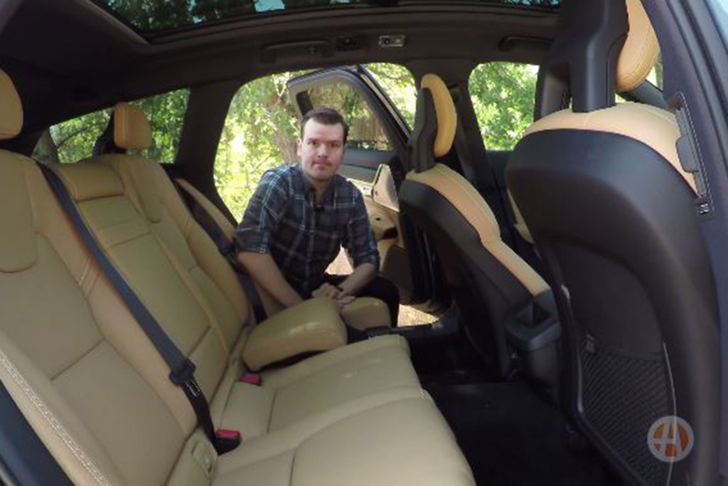 Volvo Integrated Booster Seats: A Great Feature for Families