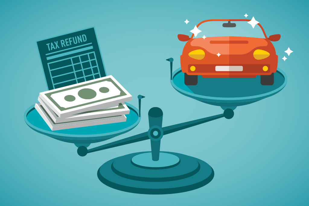 Use Your Tax Refund as a Down Payment to Buy These 10 Great Used Cars