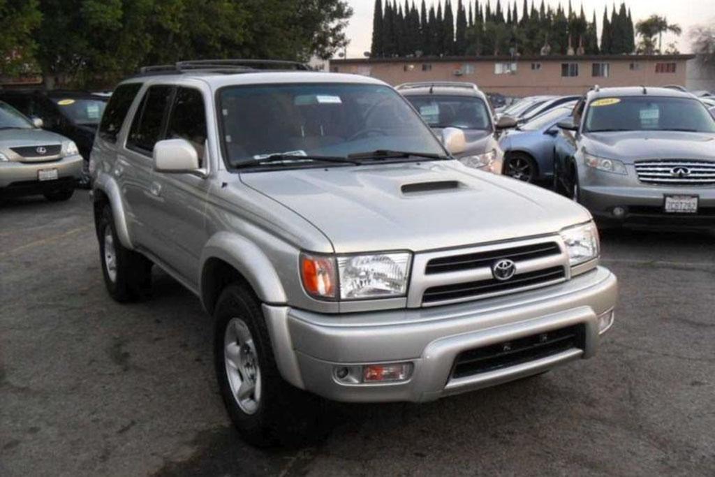 2000 Toyota 4Runner - 361,957 Miles