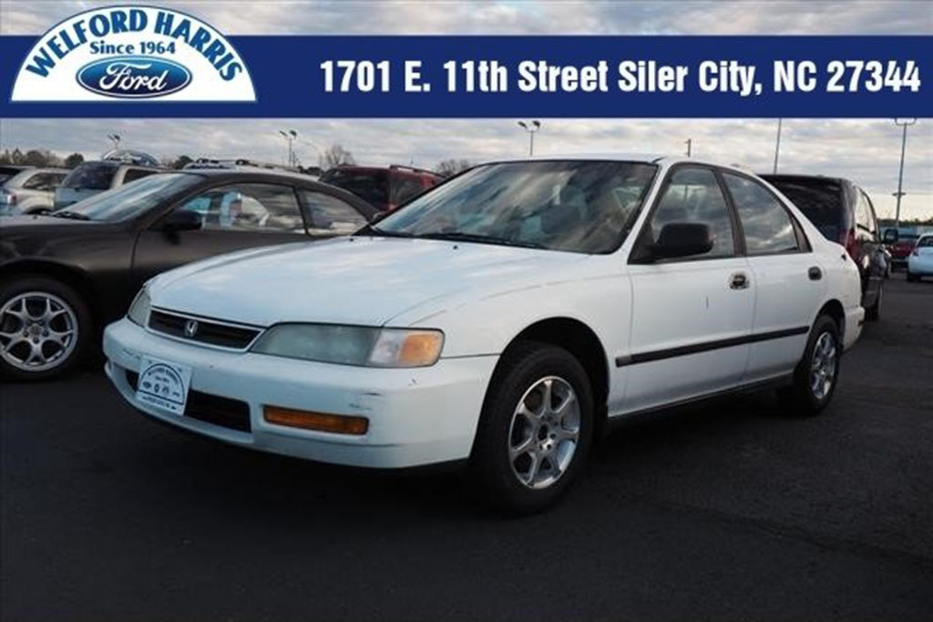 1996 Honda Accord - 392,586 Miles