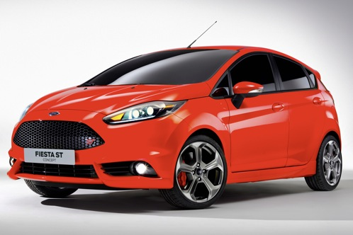 Ford to Show Sporty Fiesta at L.A. Show featured image large thumb0