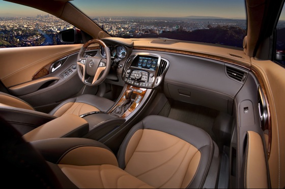 Buick to Show Ultra Luxury LaCrosse in LA