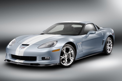 2012 Chevrolet Corvette - SEMA Auto Show featured image large thumb0