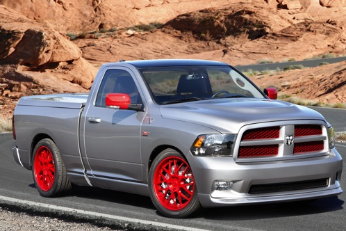Ram 392 Quick Silver Proves Big Can be Fast - SEMA Auto Show featured image large thumb0