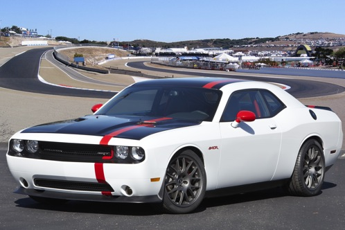 Dodge Challenger ACR - SEMA Auto Show featured image large thumb0