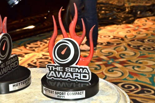 2011 SEMA Awards - SEMA Auto Show featured image large thumb0