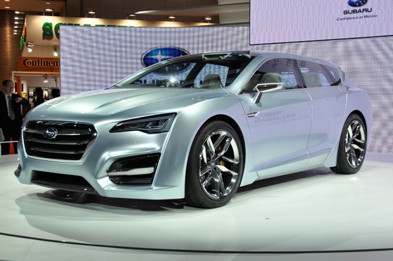 Subaru Advanced Tourer Concept - Tokyo Auto Show featured image large thumb0