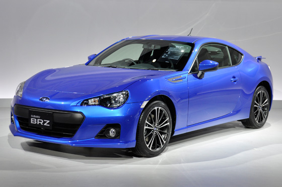 Subaru BRZ - Tokyo Auto Show featured image large thumb0