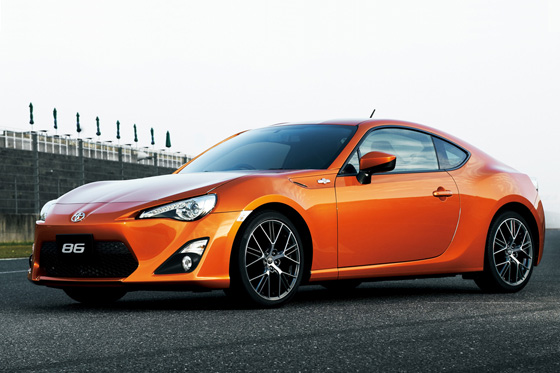 Tokyo Preview: Toyota GT-86 featured image large thumb0