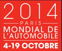 2014 Paris Auto Show