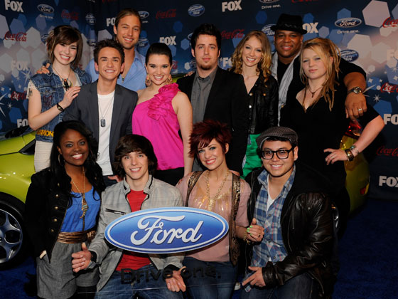 American Idol Top 12 Contestants Design Their Own Ford Fiestas featured image large thumb0