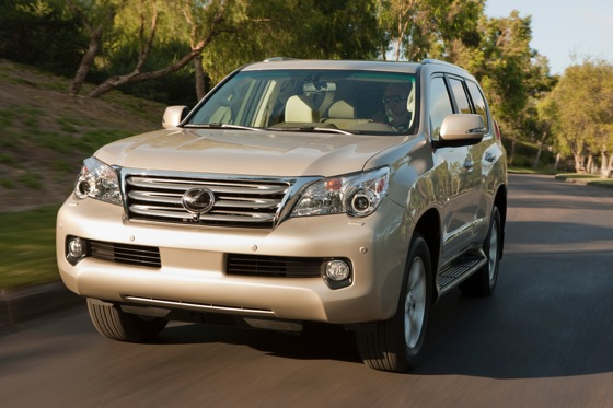 Consumer Reports Passes Updated Lexus GX 460 featured image large thumb0