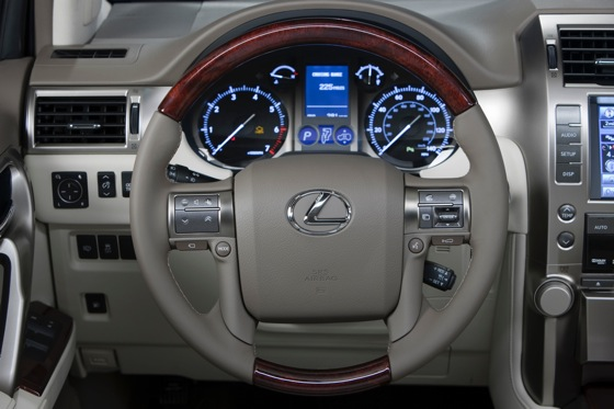 Consumer Reports Passes Updated Lexus GX 460 featured image large thumb9