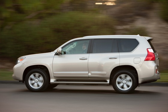 Consumer Reports Passes Updated Lexus GX 460 featured image large thumb1