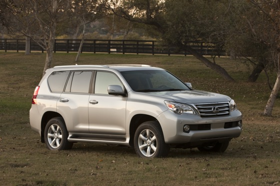 Consumer Reports Passes Updated Lexus GX 460 featured image large thumb2