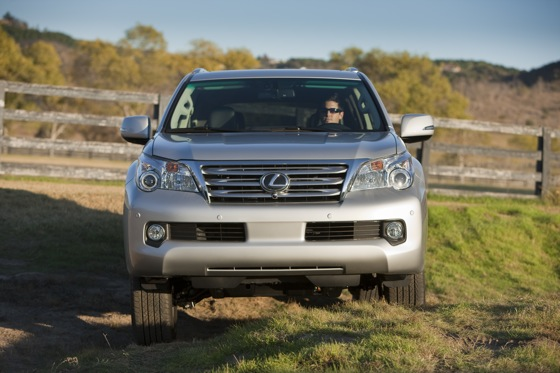 Consumer Reports Passes Updated Lexus GX 460 featured image large thumb3