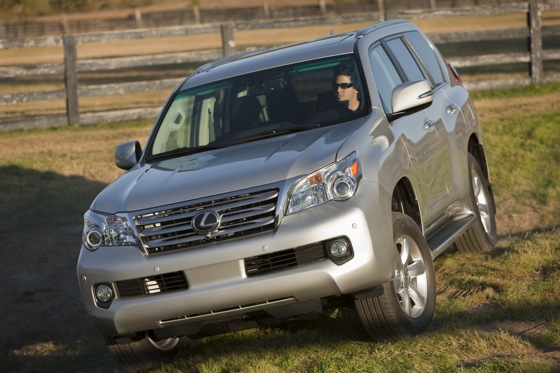 Consumer Reports Passes Updated Lexus GX 460 featured image large thumb4