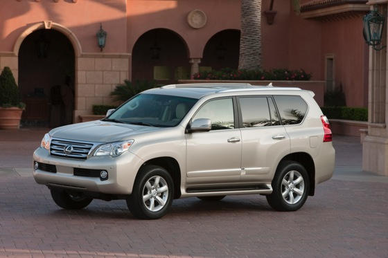Consumer Reports Passes Updated Lexus GX 460 featured image large thumb5