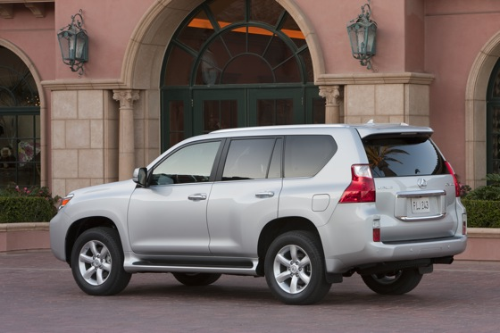 Consumer Reports Passes Updated Lexus GX 460 featured image large thumb6