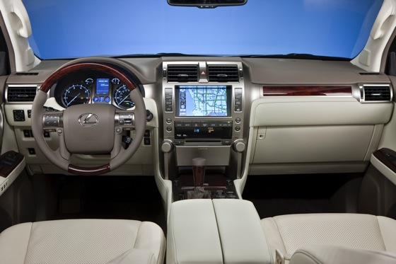 Consumer Reports Passes Updated Lexus GX 460 featured image large thumb8