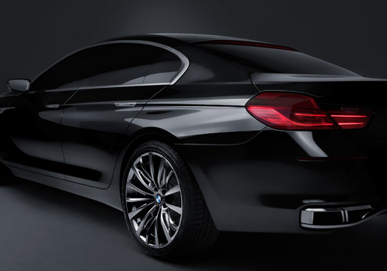 How BMW's Gran Coupe Concept became the 6 Series Sedan featured image large thumb0