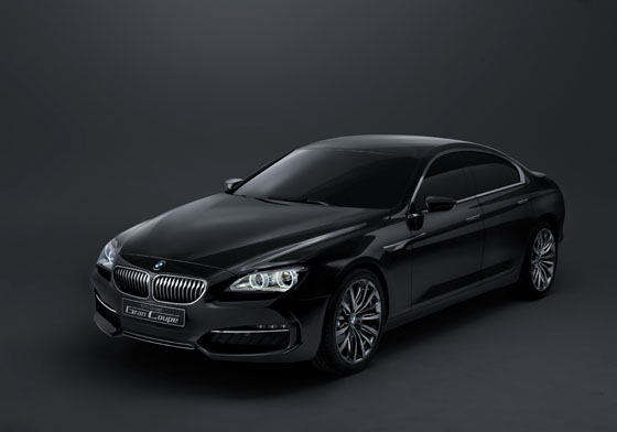 How BMW's Gran Coupe Concept became the 6 Series Sedan featured image large thumb2