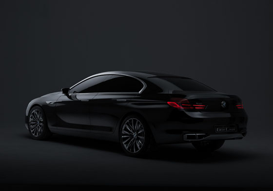 How BMW's Gran Coupe Concept became the 6 Series Sedan featured image large thumb4
