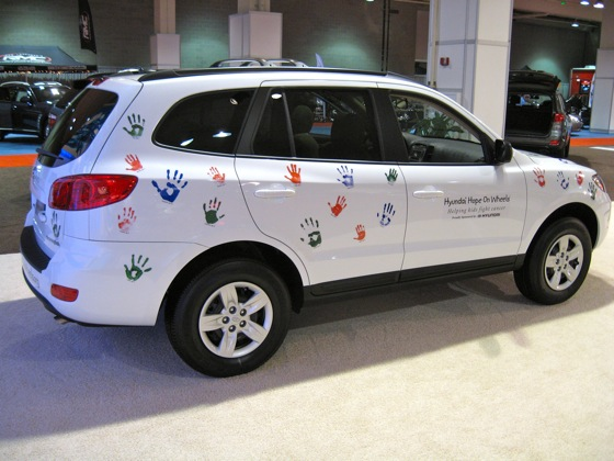 Hyundai Accelerates Donations to Childhood Cancer Research featured image large thumb0