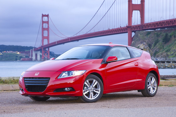 A New Hybrid Coupe on the Scene: The 2011 Honda CR-Z featured image large thumb1