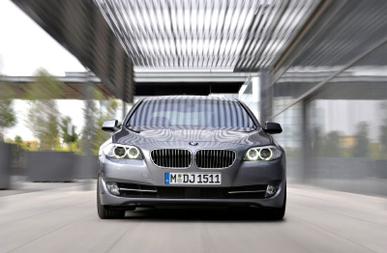 The 2011 BMW 5 Series: A Sell-Out featured image large thumb0