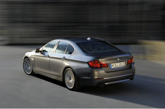 The 2011 BMW 5 Series: A Sell-Out featured image large thumb1